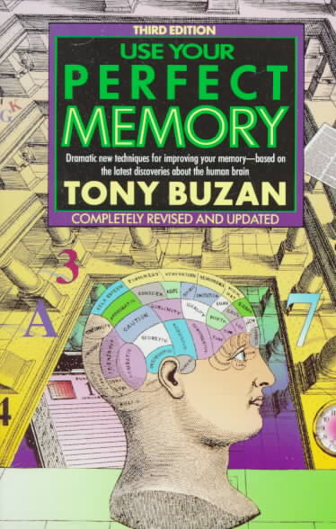 Use Your Perfect Memory By Buzan, Tony