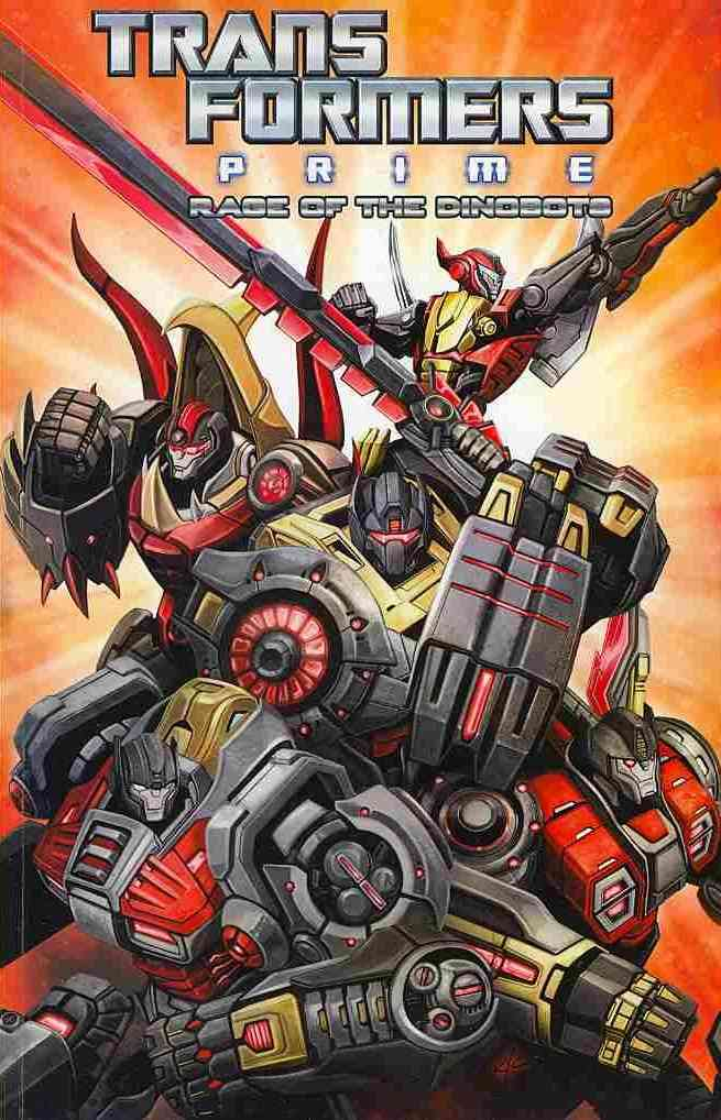 Transformers Prime By Padilla, Agustin (CON)/ Johnson, Mike (CON)